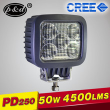 Special Item with high quality 50w LED tractor working light
