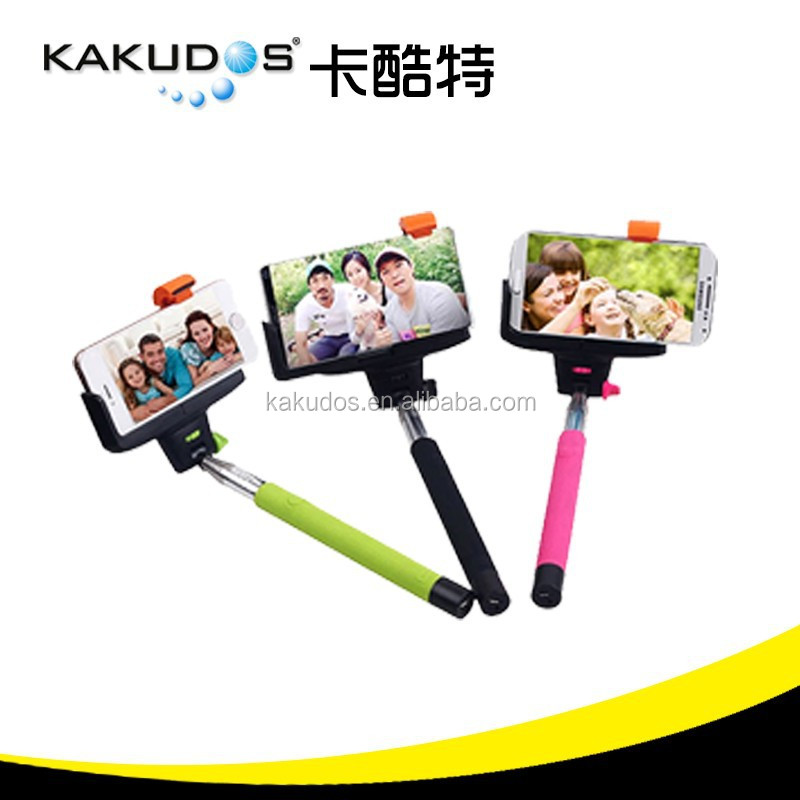 kjstar z07 5 bluetooth wireless mobile phone selfie stick monopod with retail packaging for. Black Bedroom Furniture Sets. Home Design Ideas