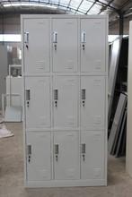 College metal school locker/commercial furniture steel sports locker cabinet