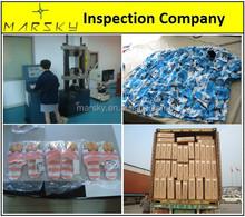 Inspeção de qualidade, Inspeção de mercadorias, Auditoria de fábrica