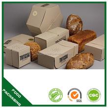 high quality cardboard paper bread box wholesale,custom print bread box,bread packaging paper box