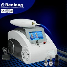 Profession! laser machine remove tattoo/professional nd yag laser tattoo removal equipment