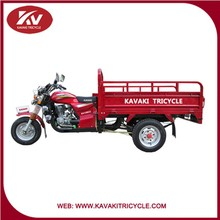Guangzhou kavaki brand 3 wheel car/3 wheel motorcycle/cargo tricycle with cabin