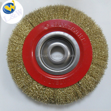 Cooper steel industrial wire Brush Circular
