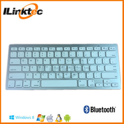 Wholesale universal bluetooth keyboard for Mac, Windows, Android tablets & mobiles