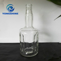 520ml empty wine glass bottle for liquor cheap price wholesale