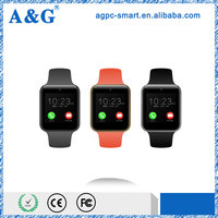 """1.54"""" Touch Screen Bluetooth Smart Watch with Quad Band GSM for android phones"""