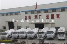 Export fuel truck North Benz 20000 liters fuel tank truck