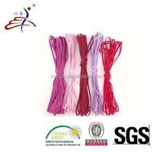 custom thin braided elastic hair bands
