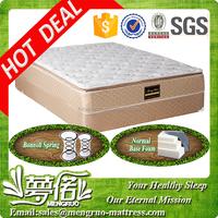 pillow top bonnell spring united sleep mattress