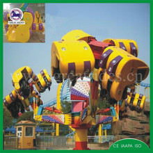 energy storm theme park major rides 3D energy claw thrill amusement rides for sale