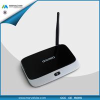 Most Popular STB mk908 rk3188 quad core Xbmc 1080p Media Player Android Tv Box 2GB+8GB built in bluetooth pre installed XBMC