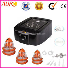 Au-7002 home use Digital Queen skin Tightening & Relax muscles machine with enlarging the breast