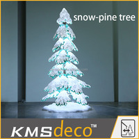 IP44 outdoor amazing commercial acrylic led 3d sculpture christmas shopping mall decoration