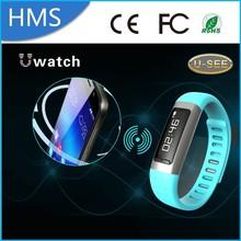 Fashion Latest Factory Sell Bluetooth BT3.0 U9C cheap smart watch bluetooth phone