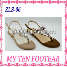 2013 Flat Sandals For Ladies Pictures