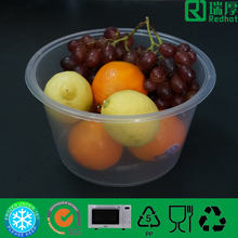 plastic Food container 2500ml Disposable Bowl Can Be Taken Away
