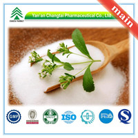 Hot Sale GMP Certificate 100% Pure Natural Stevioside glucoside P.E