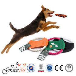 High Quality Outdoor Pet Products Bite Resistant Dog Toy Dog Flying Disks