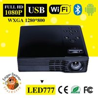 Led hd projector trade assurance supply conferences projector for business used