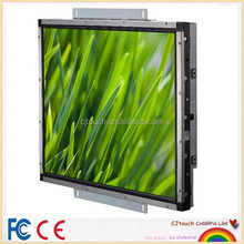 Touch screen 17 monitor , 17 open frame lcd monitor , elo touch screen controller