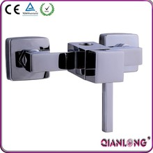 QL-0733 brass ce square bathtub faucet installation
