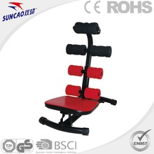SUNCAO ab shaper fitness exercise equipment