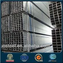 tianjin jinnuo green house mild steel rectangular pipes