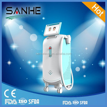 distributer Price!!! Half ship cost unique design portable laser diode laser/Hair Removal Speed 808