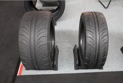 zestino/lakesea germany used drift tires 215/45r17 semi slick tire tread wear 140/240/300 racing tyres