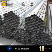 astm a53 schedule 40 powder coated galvanized carbon steel pipe