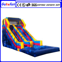 GUTEFUN Graduation and corporate party planning ideas outdoor pvc inflatable slide