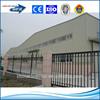 fast installation light steel structure prefab factory building