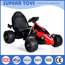 Very cool!! Newest style with big size kids pedal go kart