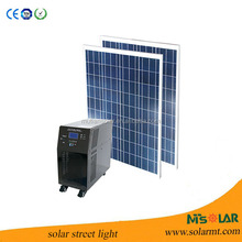 5KW solar power supply system for home use