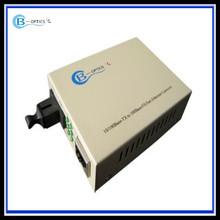 fiber optic to rj45 media converter for the base station BC-Optics