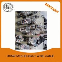 supply 0.6/35KV AL/CU/ XLPE SWA /PVC amoured underground power cable 50mm 70mm 120mm 150mm 180mm