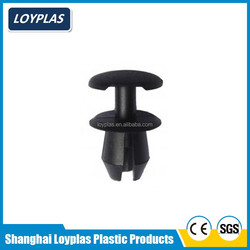 custom top quality auto plastic clip and fasteners