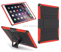 For iPad Pro 12.9 inch premium shockproof armor hard and soft silicone case