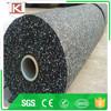 GYM Exercise Mat /interlock rubber gym flooring/industrial rubber flooring rolls,Rubber Flooring Type rolls Trade assurance