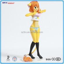 custom anime toy;plastic anime toy figure;custom toy anime figurine maker