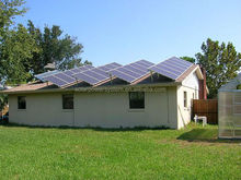BPS 500 to 5000W for all family 70KW portable solar home system
