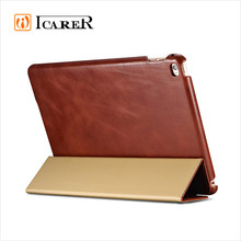 ICARER New Leather Case For Ipad Air2 Bulk Buy From China Avaliable