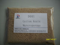 macroporous strong acid cation ion exchange resin(C150)