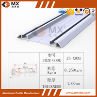 aluminium profile with high quality and competitive price
