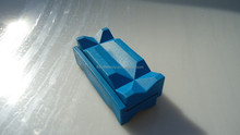 PLASTIC VISE JAWS blue