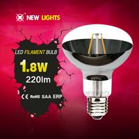 Led bulbs spare bulb india price Aluminum reflector R50 R63 R80 led filament bulb