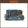 2015 hot style men's vintage canvas motorcycle travel bag