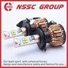 Guangzhou Factory Supply H4,H13,9004/9007 Led Car Bulbs 16V Voltage 40W Hi/Low Beam LED Automotive Lights