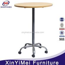 2015 hot sale mini used bar table